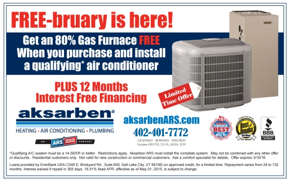 Offers on Gas Furnance service
