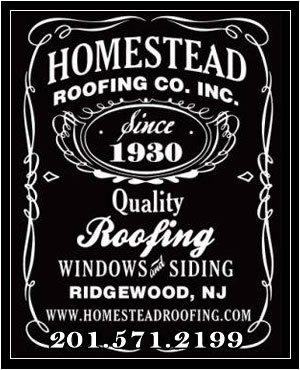 Homestead Roofing Co Ad Banner